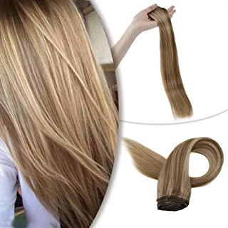 RUNATURE 7A Grade Hair Clip in Extensions 12