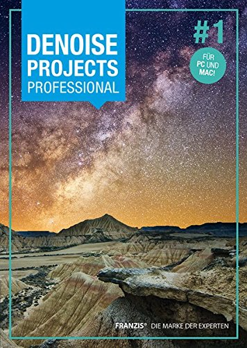 Franzis Verlag DENOISE projects professional [PC/Mac]