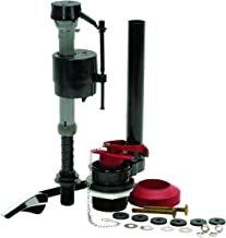 Fluidmaster 400AKRP10 Universal, All In One, Complete Toilet Tank Repair Kit For 2-Inch..