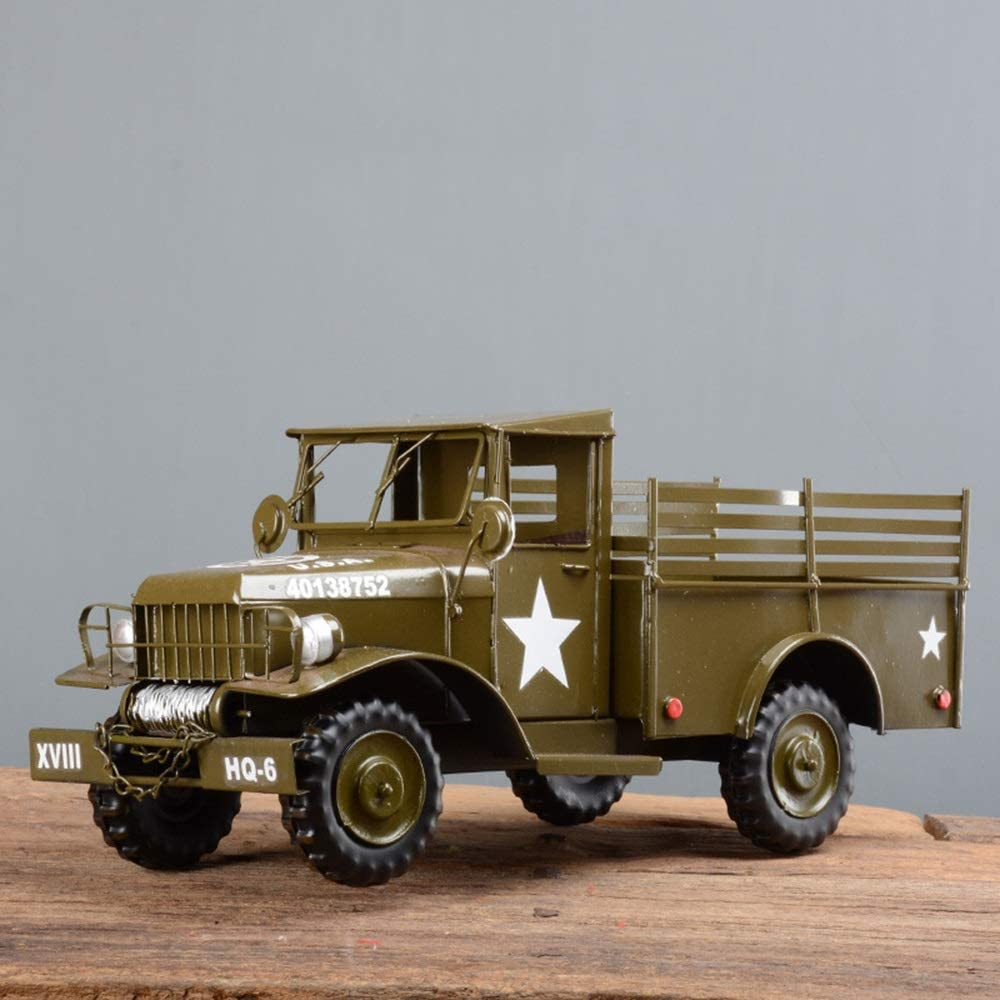 Yangmanini Retro Iron Collection of 5% OFF Vehicles Model Ranking TOP5 Orna Military