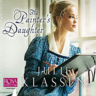 The Painter's Daughter Titelbild