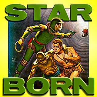 Star Born cover art