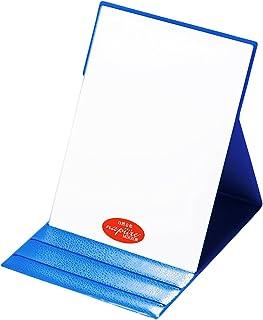 堀内鏡工業 キットソン×ナピュア折立ミラー M ブルー