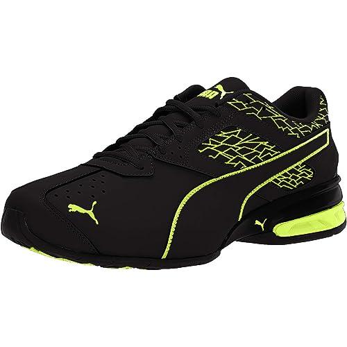 Yellow PUMA Shoes for Man: Amazon.com