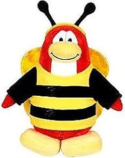 Disney Club Penguin Series 3 Plush Figure Bumble Bee