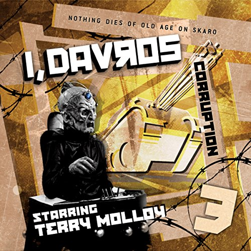 I, Davros - 1.3 Corruption audiobook cover art