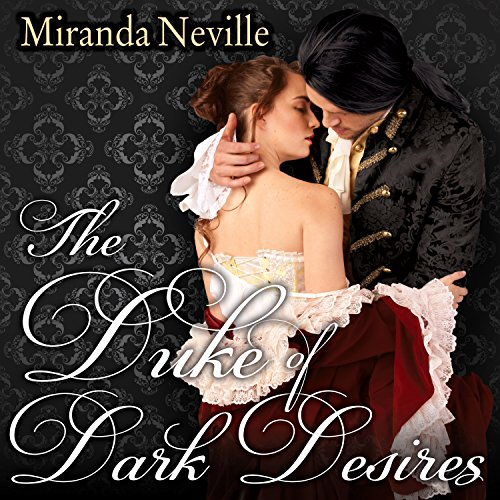 The Duke of Dark Desires audiobook cover art