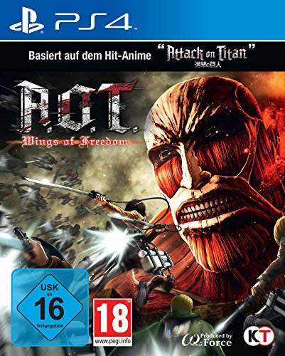 A.O.T. - Wings Of Freedom (Based On Attack On Titan) [Importación Alemana]