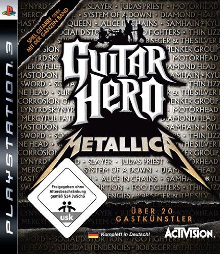 Rapid rise Guitar Hero: Metallica San Diego Mall PS3 -