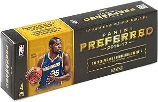 2016-17 Panini Preferred Basketball Hobby Box