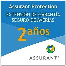 2 años extensión de garantía para un pequeño electrodoméstico desde 150 EUR hasta 199,99 EUR