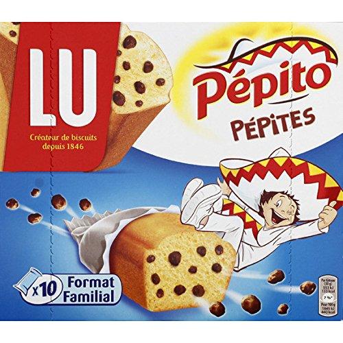 pépito Gâteau fourré aux pépites de chocolat - ( Prix Unitaire ) - Envoi Rapide Et Soignée