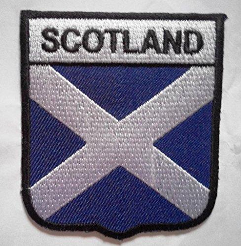 Parche bandera Escocia parches ropa parches termoadhesivos