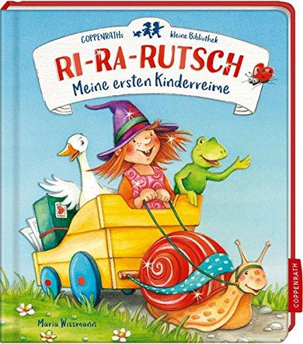 Coppenraths kleine Bibliothek: Ri-ra-rutsch: Meine ersten Kinderreime