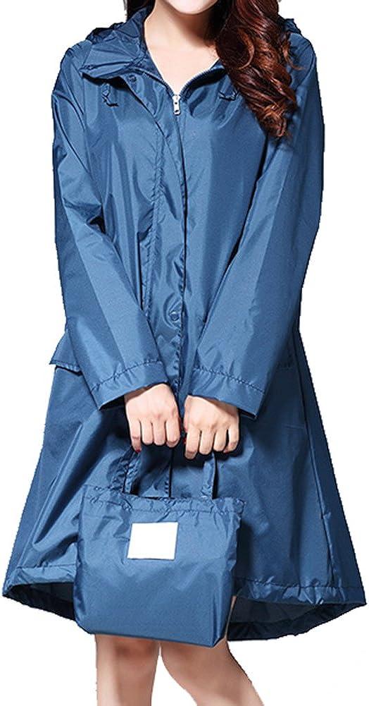 Sister Amy Seattle Mall Women's Waterproof Lightweight Outdoor Hoode Super popular specialty store Raincoat