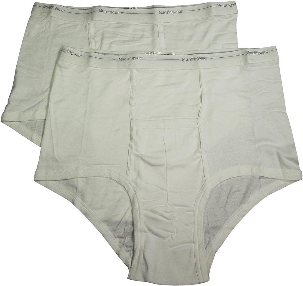 Munsingwear - Big Mens (Pack of 2) Full Rise Briefs