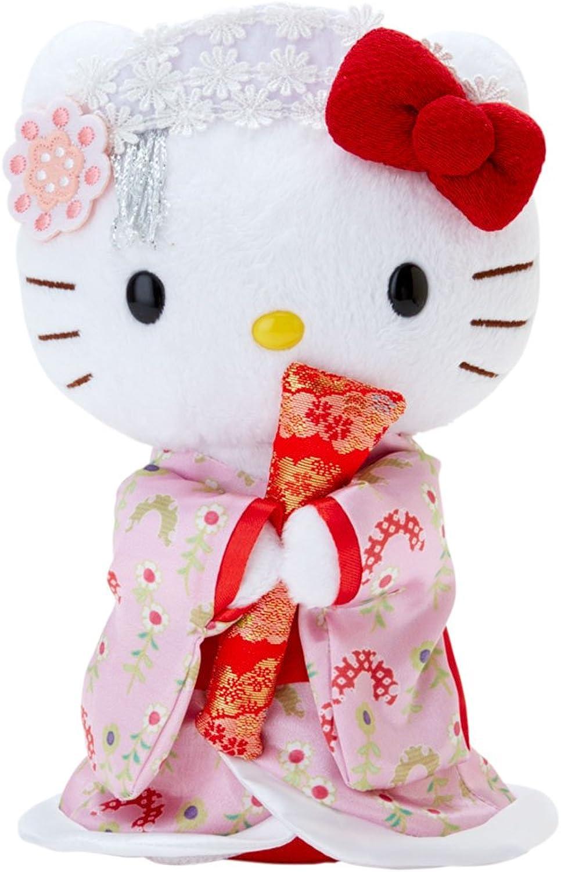 hasta un 50% de descuento Hello Hello Hello Kitty stuffed animals (kimono)  100% garantía genuina de contador