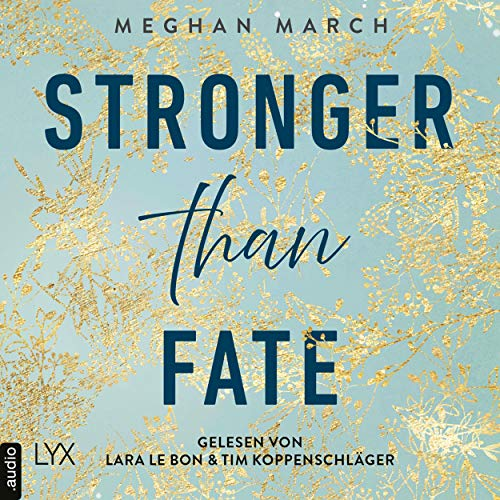 Stronger than Fate (German edition) cover art