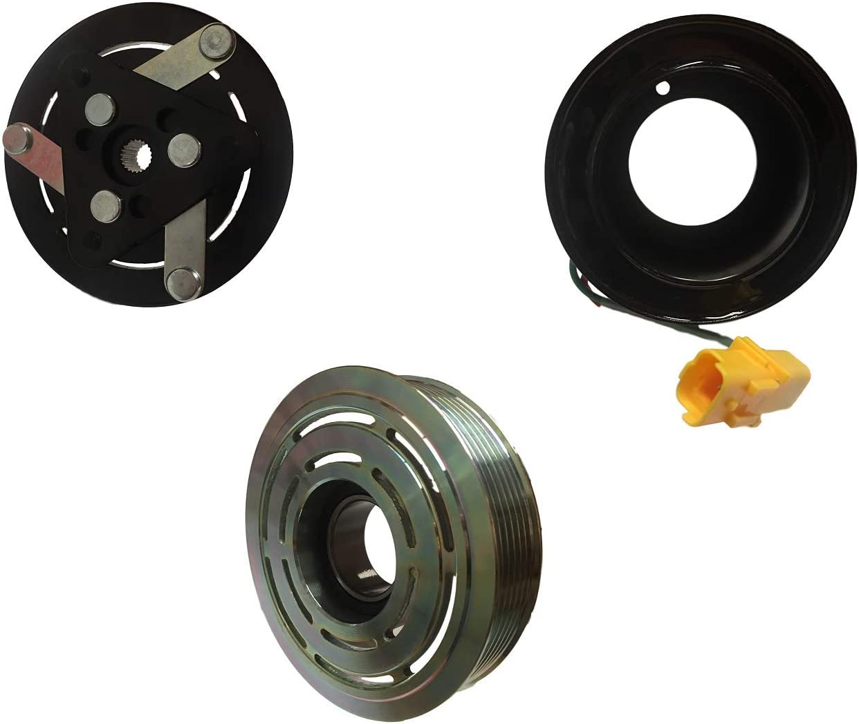 CoolTech AC Compressor Clutch Repair with Raleigh Mall Co Compatible Mini Kit price