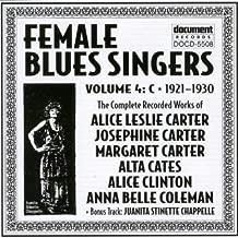 Female Blues Singers, Vol. 4: 1921-30