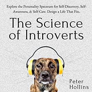 The Science of Introverts audiobook cover art