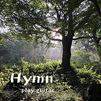 Hymn play guitar