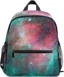 Star Field Retro School Backpack for Girls Kids Kindergarten School Bags Child Bookbag