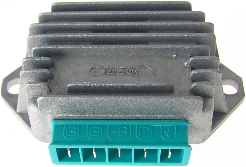 Spannungsregler 5 Pin Für Vespa Pk 50 Xl2 Elestart 50 Ccm 2t Ac 90 V5x3t Auto