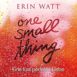 One Small Thing - Eine fast perfekte Liebe cover art