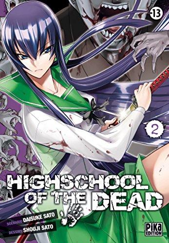Highschool of the Dead T02