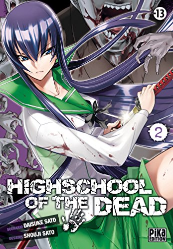 Highschool of the Dead T02