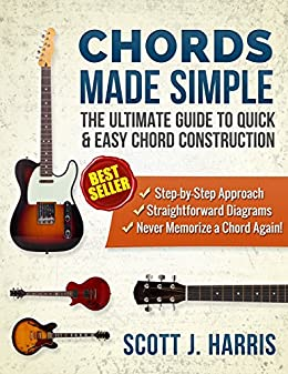 Guitar: Chords Made Simple: The Ultimate Guide to Quick & Easy ...