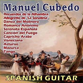 Spanish Serenade - Spanish Guitar