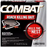 Best Roach Killers - Combat Roach Killing Bait, Large Roach Bait Station Review