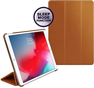 TETDED Premium Leather Trifold Case for Tablet 10.5