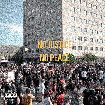 No Justice, No Peace!