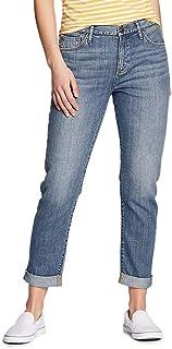 Sponsored Ad - Eddie Bauer Women's Boyfriend Jeans - Slim Leg