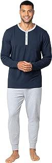 Best mens long sleeve pyjama set Reviews