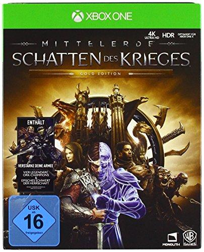 Mittelerde: Schatten des Krieges - Gold Edition - [Xbox One]