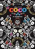 Bloc Disney Coco - 60 coloriages anti-stress