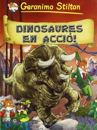 Dinosaures en acció! (Comic Books)