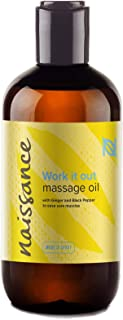 Aceite de masaje – músculos y articulaciones
