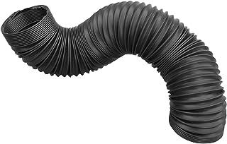 POWERTEC 70198 2-1/2-Inch Flexible Dust Collection Hose 36-Inch Long