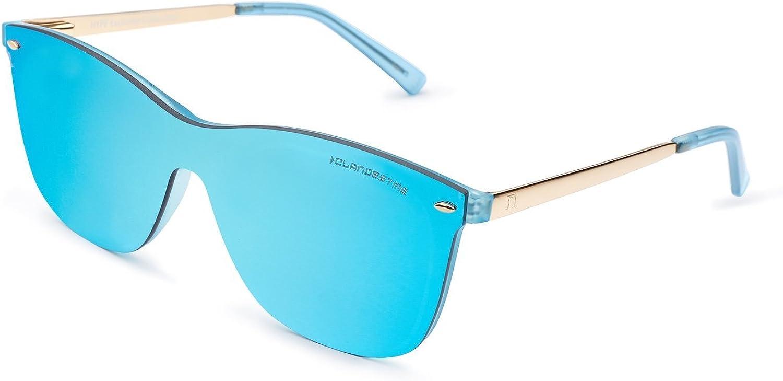 Clandestine Way bluee by HYPE  Men & Women Sunglasses