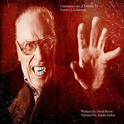 Cinemassacres audiobook cover art