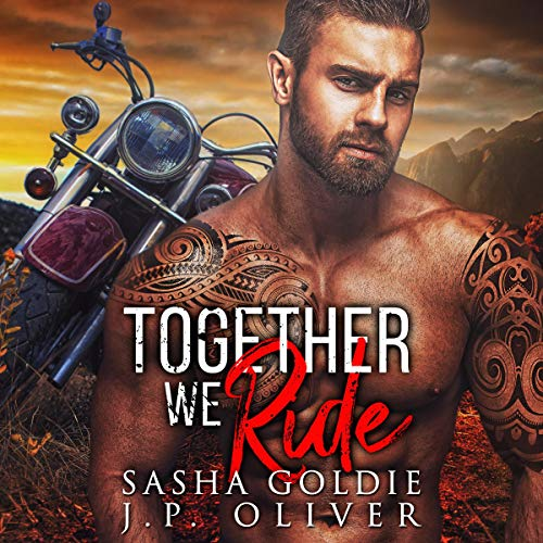 Together We Ride audiobook cover art