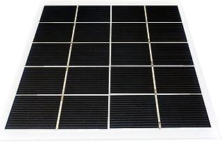 WANGYONGQI 3W 5V Panneau Solaire Polycrystallin Solaire Solar Celling Camping Étanche Panneau Solaire Panneau Solaire Comp...