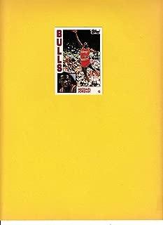 1992-93 Topps Archives #52 Michael Jordan NM-MT Chicago Bulls