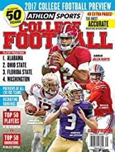 Athlon Sports 2017 College Football National Preview Magazine - Alabama