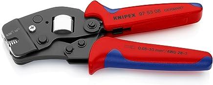 Knipex 97 53 08 08 08 – Selbsteinstellende Crimpzange für Aderendhülsen B000NI6RTC | Reparieren  426959